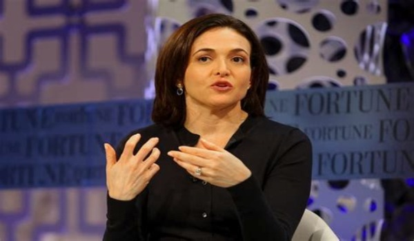 Why are there fewer women in Tech - Sheryl Sandberg