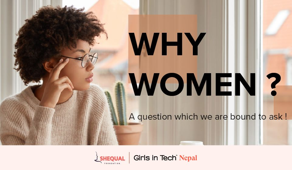 Why Women and technology