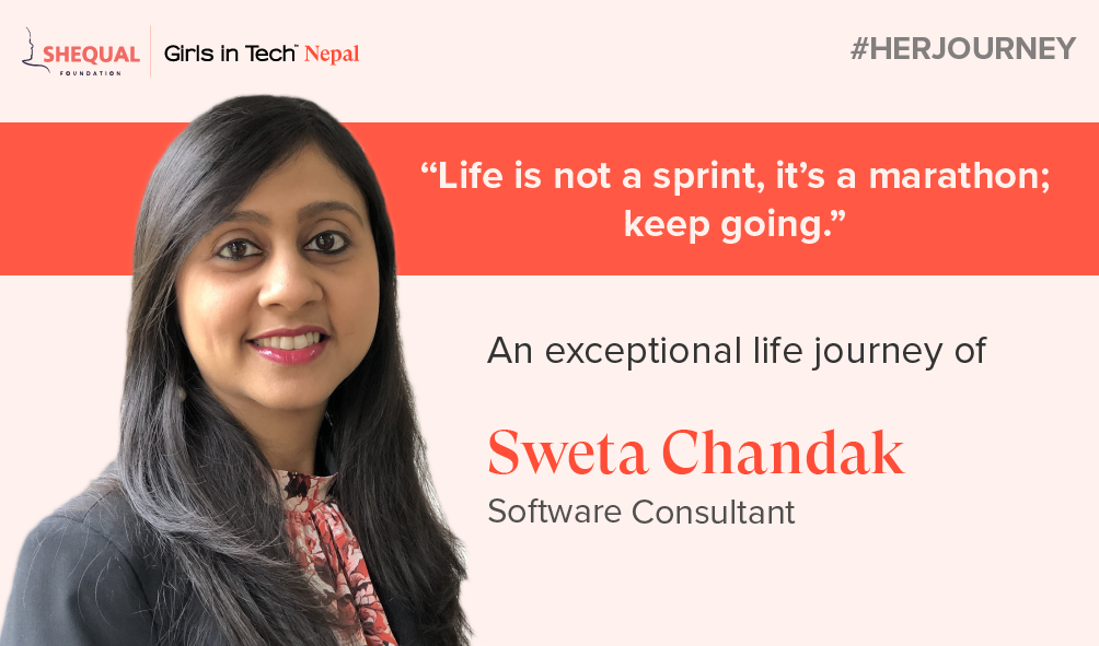 An Exceptional Life Journey   HerJourney with Sweta chandak