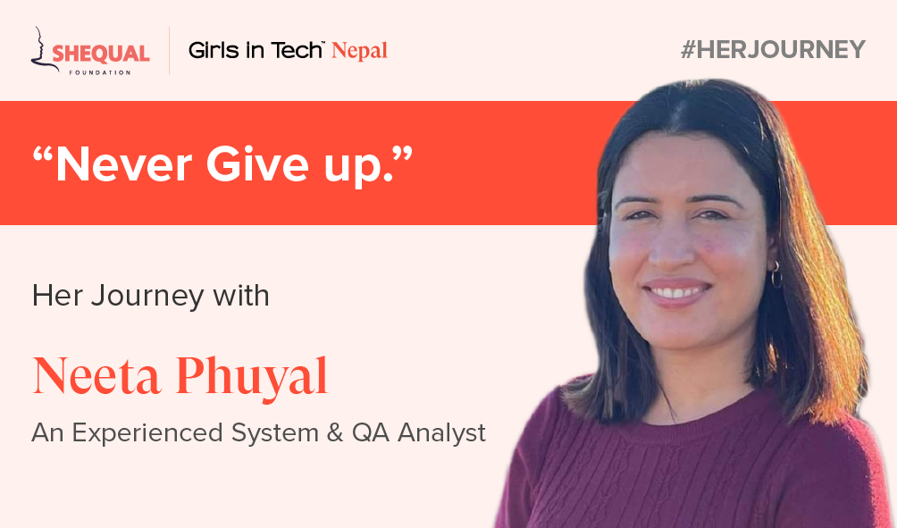 Never Give Up   Her Journey with Neeta Phuyal